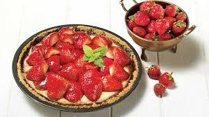 dessert aux fraises jardinière aux fraises recettes iga tarte fruits des chs