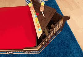 Kidkraft Modern Toddler Bed 86921 by Pirate Toddler Bed 86928