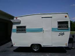 TOWABLE RVCAMP 1970 VintageShasta Camper Travel Trailer 1500 With Org