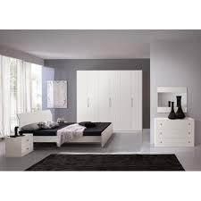 but chambre adulte mennza chambre adulte complète blanche c30150b