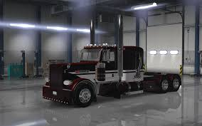 Custom Classic Stripe Metallic Paint For Peterbilt 389 | American ... Old Semi Truck Peterbilt Sentinel Concept Offers Classic Rise Of The 107 Mpg Supertruck Video More On 2017 389 Flattop Candice Cooleys 379 For American Simulator 2007 Freightliner Xl Showrooms Custom 359ex Home Decor Ideas Pinterest 1978 359 Wallpapers Trucks Android Apps Google Play Red Semitruck Pulling Unmarked White Stock Photo Semitrckn Kenworth Classic W900a Ex Semitrucks Displayed At Mid America Trucking Show Ky Which Is Better Or Raneys Blog