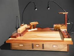 Fly Tying Table Woodworking Plans by 51 Best Fly Tying Station Images On Pinterest Fly Tying Tools