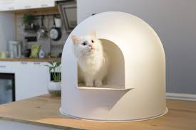 best cat litter boxes best hooded igloo cat litter box furniture for kitty