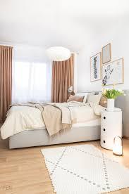beige schlafzimmer styling fein und fabelhaft