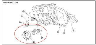 how do i replace headlight bulbs on a 2006 nissan murano
