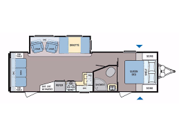 2011 Coleman Travel Trailer Floor Plans by Coleman Lantern Series Travel Trailer Rv Sales 14 Floorplans
