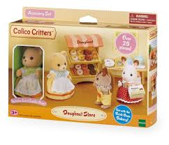 Amazon.com: Calico Critters Doughnut Store: Toys & Games Calico Critters Bathroom Spirit Decoration Amazoncom Ice Skating Friends Toys Games Rare Sylvian Families Sheep Toy Family Tired Cream Truck Usa Canada Action Figure Sylvian Families Soft Serve Shop Goat Durable Service Ellwoods Elephant Family With Baby Lil Woodzeez Honeysuckle Street Treats Food 2 Ebay Hopscotch Rabbit 23 Cheap Play Find Deals On Line Supermarket Cc1462 Holiday List Spine Tibs New Secret Island Playset Van Review Youtube