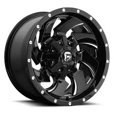 Cleaver - D574 - Fuel Off-Road Wheels
