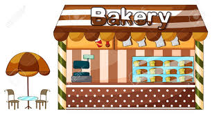 Bread clipart bakery window 1