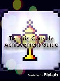 Terraria Magical Pumpkin Seed by Terraria Console Achievement Guide Terrarian Amino
