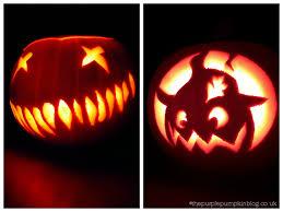 Walking Dead Pumpkin Designs by 35 Pumpkin Carving Patterns Craftyoctober The Purple Pumpkin Blog
