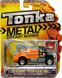 100 Tonka Metal Trucks Amazoncom Diecast Tow Truck Scale 155 Toys Games