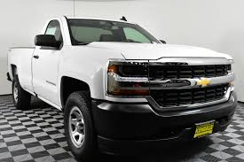 New 2018 Chevrolet Silverado 1500 Work Truck 4WD In Nampa #D181301 ...