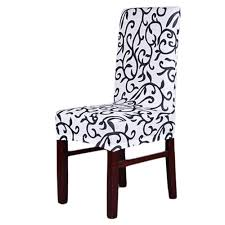 US $7.9 35% OFF|New Stretch Dining Chair Cover Machine Washable Restaurant  For Wedding Banquet Folding Hotel Decoration Free Shipping-in Chair Cover  ... Surefit Soft Suede Shorty Ding Room Chair Slipcover Burgundy 2019 New Decorative Coversbuy 6 Free Shipping 20 Unique Scheme For Seat Covers Elastic Table Amazoncom Memorecool Coffee Stripe Spandex Fit Amazons Stranglehold How The Companys Tightening Grip Is Amazon Great Indian Festival 60 Off On King Size Pin Tennessee Living 31 Stylish And Functional Pieces Of Fniture You Can Get On Nice Sure For Every Vanztina Stretch Short Slipcovers