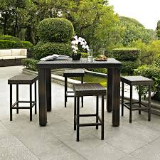 Fantastic High Top Table Set Design Ideas - KiaKiyo Outdoor Resin Ding Sets Youll Love In 2019 Wayfair Mainstays Alexandra Square 3piece Outdoor Bistro Set Garden Bar Height Top Mosaic Small Alinium And Tall Indoor For Home Bunnings Chairs Metric Metal Big Modern Patio Set Enginatik Patio Sets Tables Tesco Grey Sandstone Sainsbur Tableware Plans Wicker Hartman Fniture Products Uk Wonderful High Ding Godrej Squar Glass Composite By Type Trex