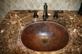 Home Depot Copper Farmhouse Sink by Bathroom Copper Bathroom Sinks With Perfect Design For Your Home
