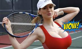Wardrobe Malfunctions In Tennis