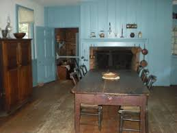 How About The Rich Milky Turquoise On These Walls Lovely Color Surprised Me