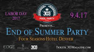 100 4 Season Denver The 303 Pool Series Are Back This Labor Day 303 Magazine