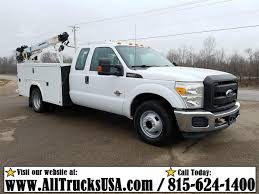 100 Ford F350 Utility Truck 2011 AUTO CRANE 3203PRX MOUNTED ON 2011 FORD For Sale In