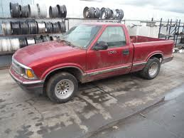 100 1997 Chevy Truck Parts S10 Pickup LS Regular Cab Short Bed 2WD 22L With 152k