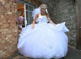 cat wedding dress becky bedbug inspiration my big wedding