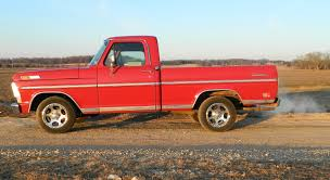 1969 Ford Ranger F-100 - Classic Ford Ranger 1969 For Sale