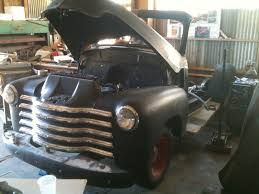 100 1951 Chevy Truck For Sale Chevrolet WOODY Project On S10 Frame 1947 1948 1949 1950