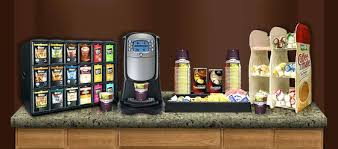 Office Single Serve Coffee Makers Commercial Machine Image