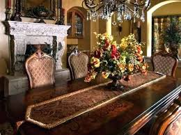 Dining Room Table Centerpiece Ideas Pinterest by Dining Table Tissue Paper Flowers And Candles Rustic Wood Tray