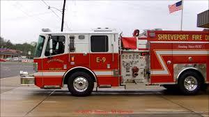 100 Fire Trucks On Youtube BRAND NEW SHREVEPORT FIRE ENGINE 9 YouTube