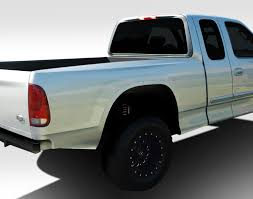 100 Fiberglass Truck Fenders Duraflex 6FT Off Road 4 Bulge Bedsides Rear 2 Piece For F