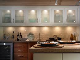 cabinet kitchen lights in home remodel plan with