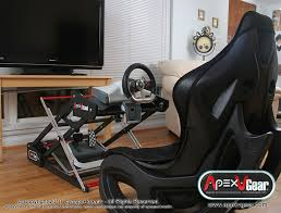 Ak Rocker Gaming Chair by Apexvgear Apexvstand The Only X Quad Stand For Racing