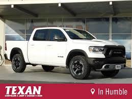 100 New Dodge Trucks For Sale 2019 RAM All 1500 Rebel Crew Cab In Humble K8601 Texan