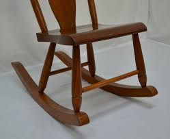 Vintage Child's Boston-Style Rocking Chair   The Great ... Us 3690 Vintage Fniture Modern Wood Rocking Chair For Aged People Japanese Style Recliner Easy With Armrest Pulletout Ftstoolin Garden Antique Vintage Wood Folding Rocking Chair Rocker Floral Antique Folding Antique Appraisal Instappraisal Pair Of Rope Seat Chairs Splendid Comfortable Nursing Wooden Leather Armchair Vintage Wooden Folding Chair Victorian Upholstered Redwood Lawn Scdinavian Tapiovaara