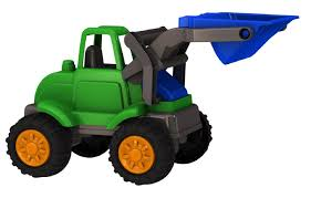 American Plastic Toy Heavy-Duty Gigantic Loader - Toys