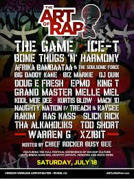 Art Of Rap Music Festival