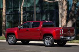 2016 GMC Canyon Reviews And Rating | Motor Trend Buy 2015 Up Chevy Colorado Gmc Canyon Honeybadger Rear Bumper 2018 Sle1 Rwd Truck For Sale In Pauls Valley Ok G154505 2016 Used Crew Cab 1283 Sle At United Bmw Serving For Sale In Southern California Socal Buick Pickup Of The Year Walkaround Slt Duramax 2017 Overview Cargurus 4wd Crew Cab The Car Magazine Midsize Announced 2014 Naias News Wheel New Salelease Lima Oh Vin 1gtp6de13j1179944 Reviews And Rating Motor Trend 4d Extended Mattoon G25175 Kc