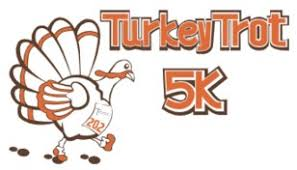 Each Year Early On Thanksgiving Morning 11 23 Hundreds Of Local Runners Walkers Participate In The Turkey Trot 5K Run Walk Its A Great Way To Help