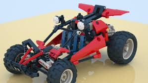100 Lego Technic Monster Truck Model Of The Week LEGO Dune Buggy Buggin Awesome