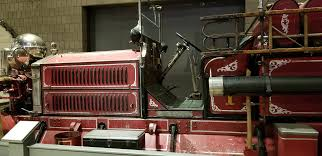 100 Fire Truck Museum Bucket Brigade Exhibit Opens At History VIDEO