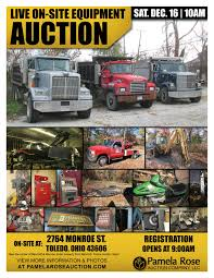 Live On-Site Equipment Auction! Huge Auction! Sat. December 16, At ... Complete Truck Center Sales And Service Since 1946 Heavy Trucks For Sale Used Semi Ohio Truck Parts Home Facebook Akron Medina Is The Pferred Dealer Salvage 2012 Volvo Vnl 300 Jones Spring Accsories And Accsories Columbus Best 2017 Vehicles Salvage Yard Motorcycles Ford Avon Lake Employee Charged With Theft Of Tire Sensors Photo Pating Industrial Steel White Mule Honda Opens A Second Public Cng Station In Ngt News