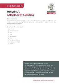 bureau verita sa portfolio of services 2015