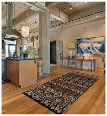 Superior Adena Collection 5 X 8 Area Rug Attractive With Jute Backing Durable