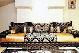 tissus de salon benchrif marocain déco salon marocain