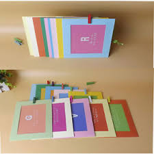 Image Is Loading DIY Handmade Paper Board Photo Frame Rope And