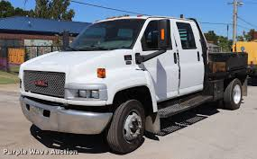 2003 GMC C4500 Flatbed Truck | Item DQ9320 | SOLD! September...