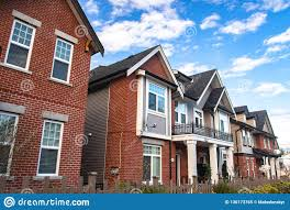 100 What Is A Terraced House Row Of Typical English S Red Brick Homes Side By Side