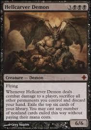 Shadowborn Apostle Deck Modern by Template Demonic Duel Deck Modern Mtg Deck